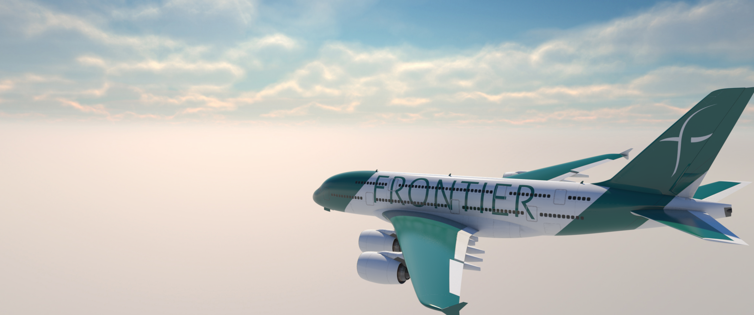 frontier airlines rebranding campaign The obvious downside of spirit airlines' new promo is that you receive 8,000  everyday money airlines  spirit is trying to use the hate campaign as an.